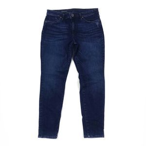 Kut from the cloth high rise ankle skinny jeans